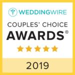 WeddingWIre Couples' Choice Awards® 2019